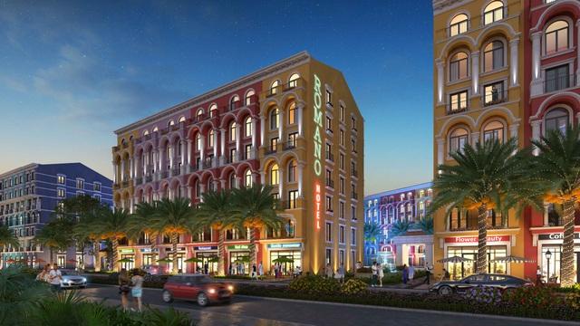 """Phu Quoc Marina Square - mô hình boutique hotel hấp dẫn của """"đảo ngọc"""" Phú Quốc - 1"""