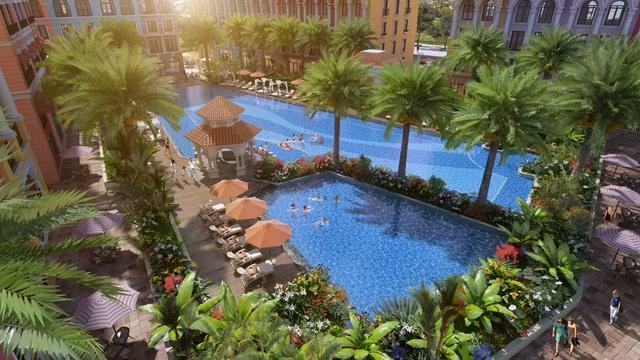 """Phu Quoc Marina Square - mô hình boutique hotel hấp dẫn của """"đảo ngọc"""" Phú Quốc - 2"""