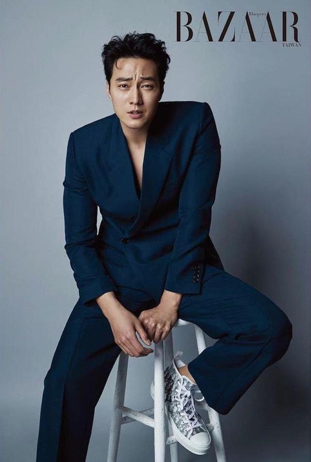Những quý ông hấp dẫn nhất làng giải trí xứ Hàn - 13