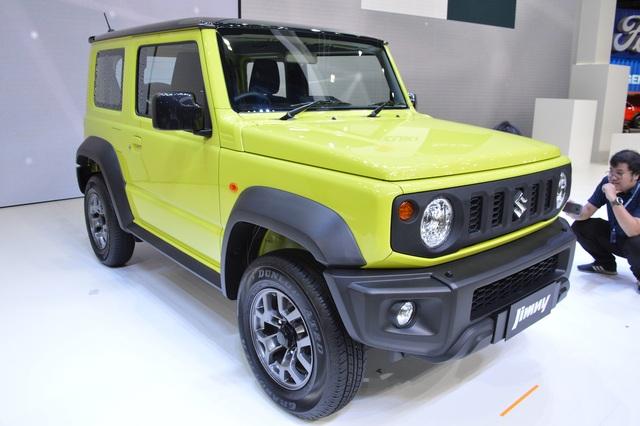 Suzuki Jimny lắp ráp tại Ấn Độ chuẩn bị ra mắt - 2