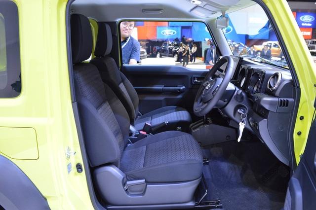 Suzuki Jimny lắp ráp tại Ấn Độ chuẩn bị ra mắt - 7