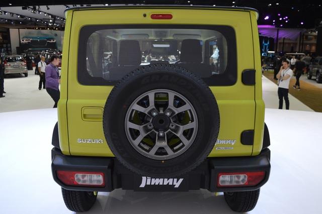 Suzuki Jimny lắp ráp tại Ấn Độ chuẩn bị ra mắt - 6