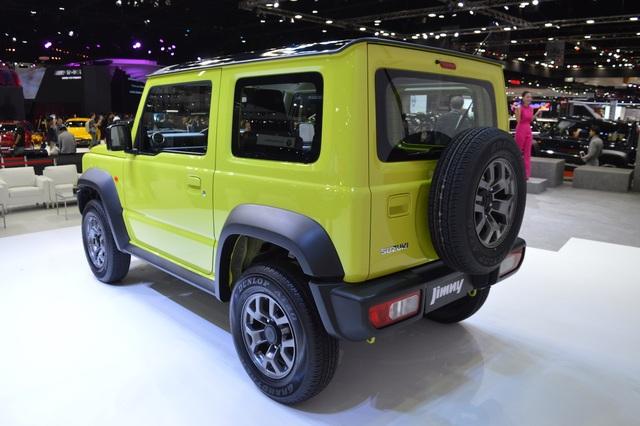 Suzuki Jimny lắp ráp tại Ấn Độ chuẩn bị ra mắt - 3