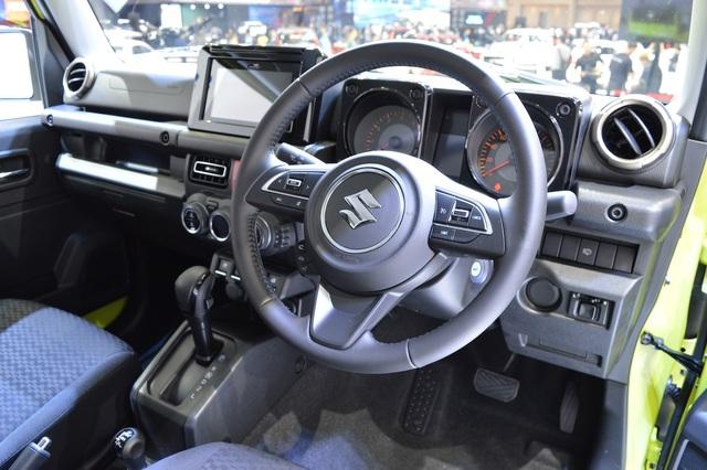 Suzuki Jimny lắp ráp tại Ấn Độ chuẩn bị ra mắt - 8