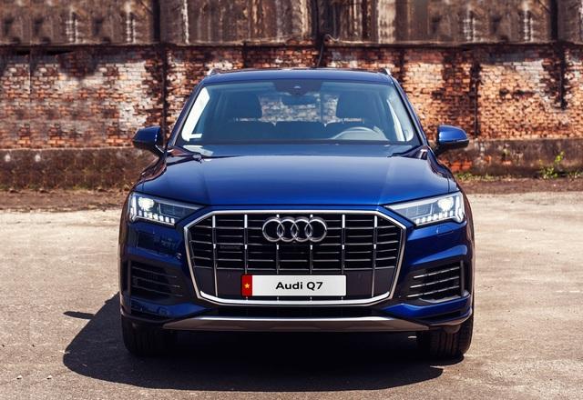 """Audi Q7 mới - tái khẳng định """"Huyền thoại quattro"""" - 1"""