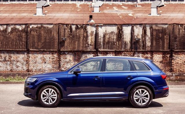 """Audi Q7 mới - tái khẳng định """"Huyền thoại quattro"""" - 2"""