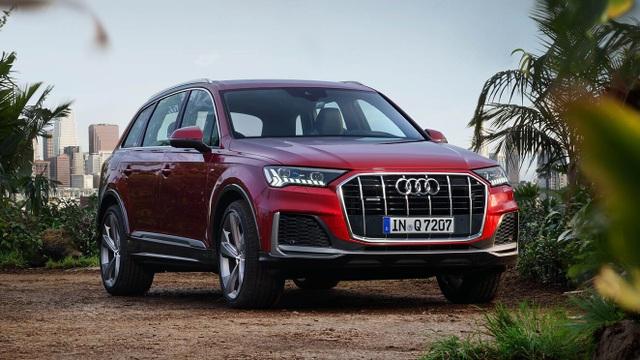 """Audi Q7 mới - tái khẳng định """"Huyền thoại quattro"""" - 3"""