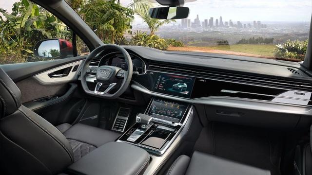 """Audi Q7 mới - tái khẳng định """"Huyền thoại quattro"""" - 4"""