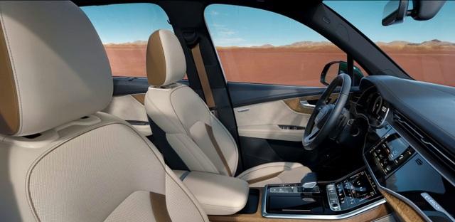 """Audi Q7 mới - tái khẳng định """"Huyền thoại quattro"""" - 7"""