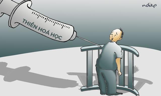 """Không chỉ phạt tù mà cần phải """"thiến hóa học""""! - 1"""