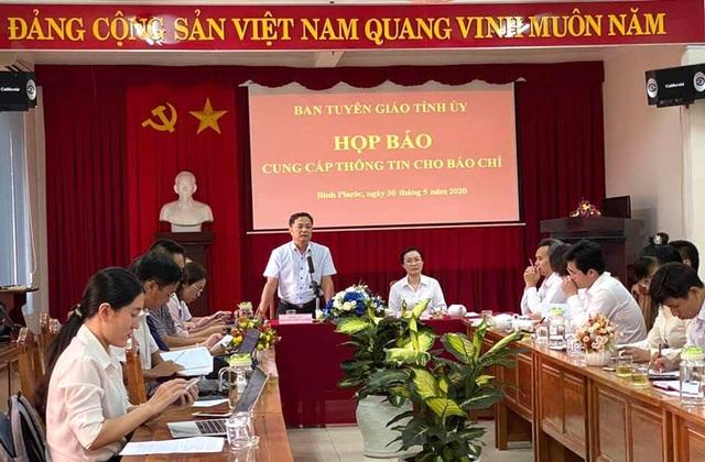 Vụ bị cáo nhảy lầu tự tử tại tòa: TAND tỉnh Bình Phước nói gì? - 1