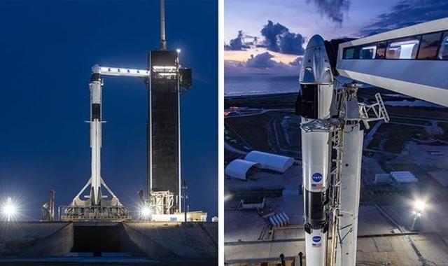 Hướng dẫn xem trực tiếp sự kiện phóng tàu vũ trụ đưa người lên không gian - 1