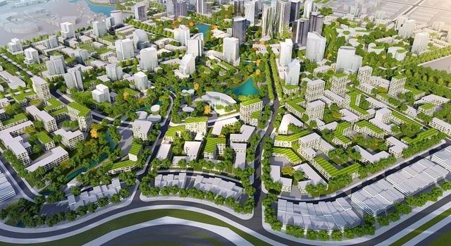 Quy hoạch siêu đô thị hơn 17.000 ha ở Hà Nội: Phát triển 2 vùng đặc trưng - 1