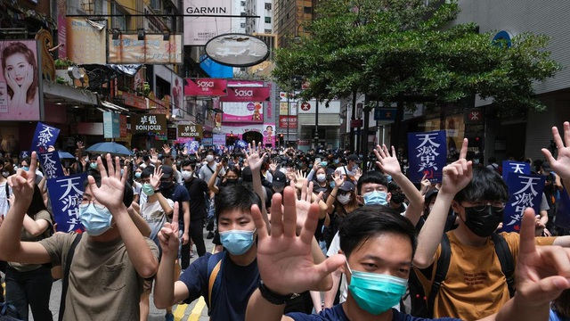 Triều Tiên ủng hộ Trung Quốc thực thi luật an ninh với Hong Kong - 1