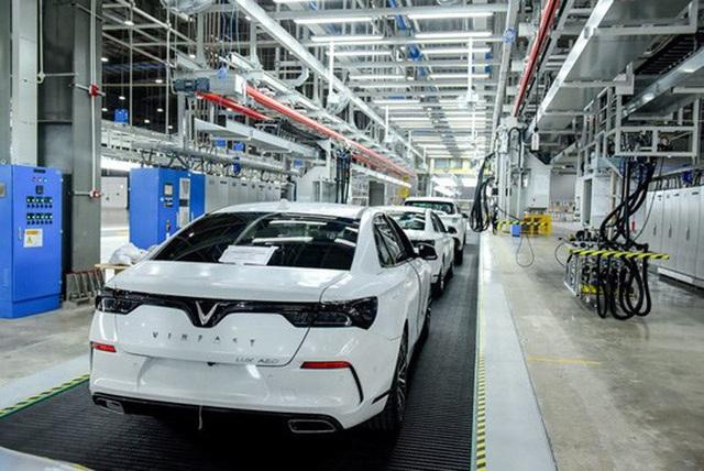 Hưởng thuế ưu đãi 0%, ô tô nội sắp đến thời giảm giá - 1
