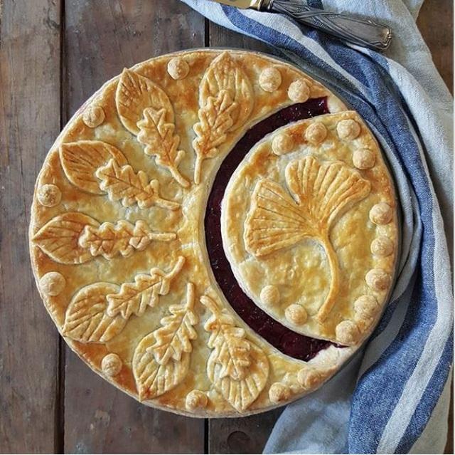 Mê hoặc những chiếc bánh nướng nghệ thuật - 11