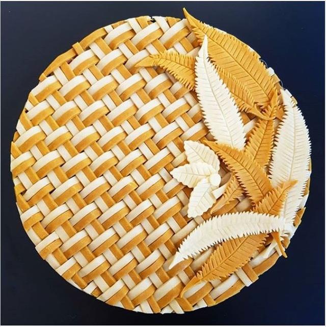 Mê hoặc những chiếc bánh nướng nghệ thuật - 8