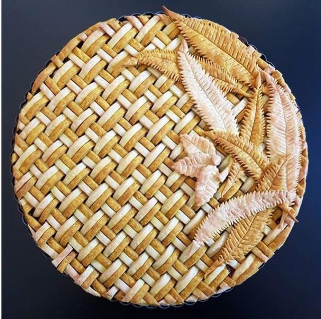 Mê hoặc những chiếc bánh nướng nghệ thuật - 7