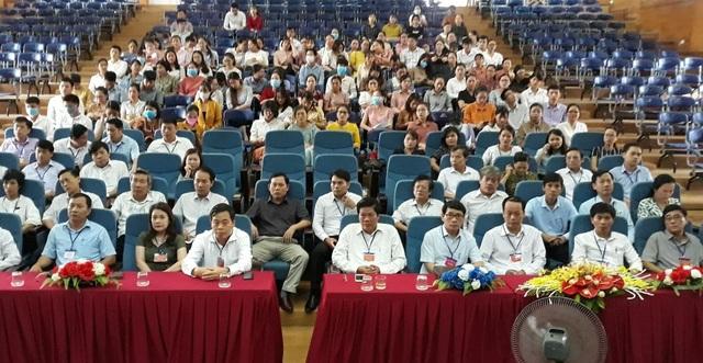 Gần 200 thí sinh tham dự kỳ thi tuyển công chức, viên chức - 1