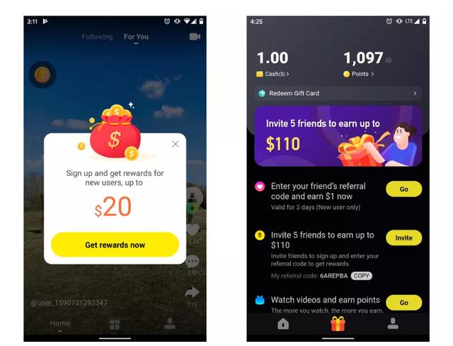 Ứng dụng vươn top 1 App Store bằng cách trả tiền để người dùng xem video - 2