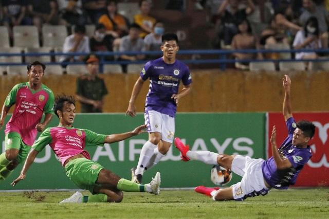 CLB Hà Nội thắng đậm Đồng Tháp, tiến vào tứ kết Cúp Quốc gia - 3