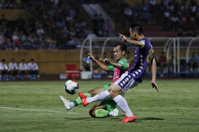 CLB Hà Nội thắng đậm Đồng Tháp, tiến vào tứ kết Cúp Quốc gia - 2