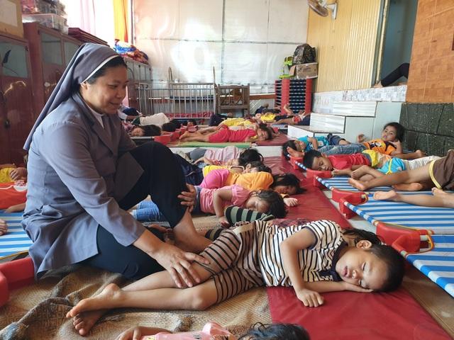 Mái ấm nuôi dưỡng hàng trăm em nhỏ có hoàn cảnh khó khăn, mồ côi - 1