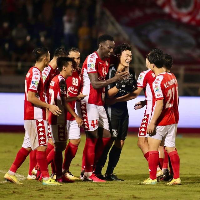 Vòng 3 V-League 2020: Đại chiến ở sân Hàng Đẫy - 3