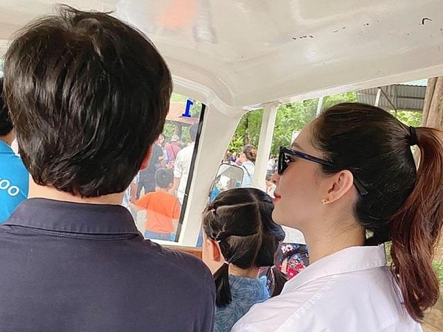 NSND Công Lý, Dương Cẩm Lynh cùng loạt sao bên con, chúc mừng ngày 1/6 - 5