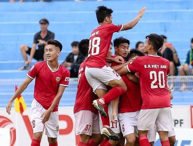 Hồng Lĩnh Hà Tĩnh bất ngờ đánh bại Quảng Nam tại Cúp Quốc gia - 1