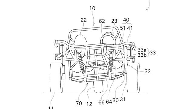 Kawasaki dấn thân vào lĩnh vực xe ba bánh - 2