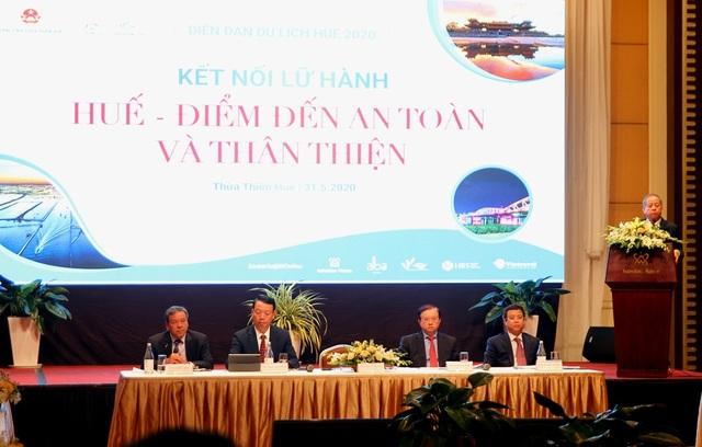Thừa Thiên Huế công bố 5 gói kích cầu du lịch lớn trong năm 2020 - 2
