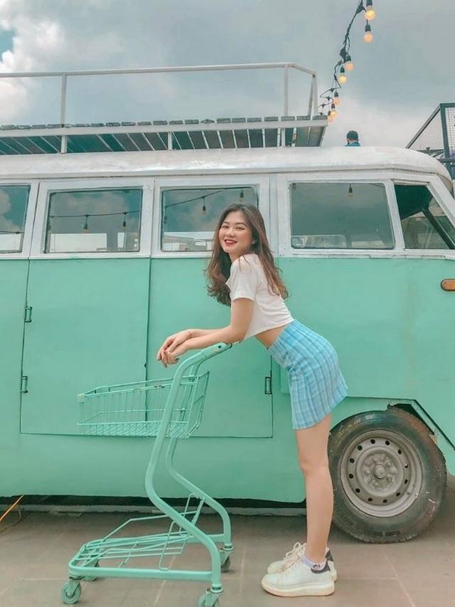 Nữ sinh CLB Taekwondo bất ngờ nổi tiếng sau clip phỏng vấn - 5