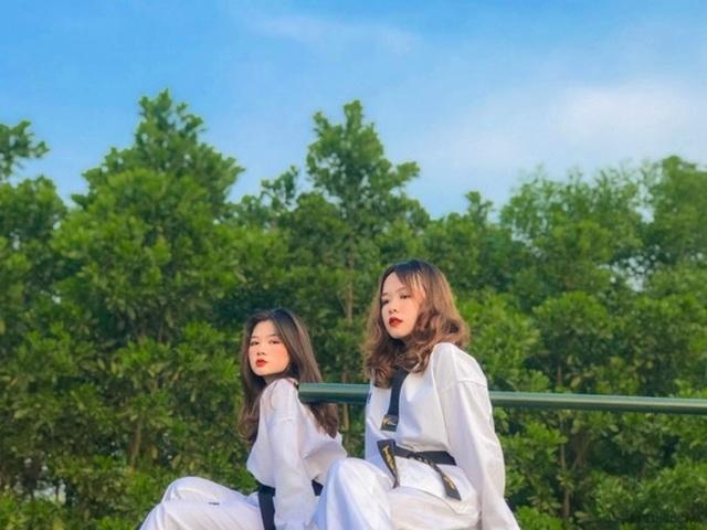 Nữ sinh CLB Taekwondo bất ngờ nổi tiếng sau clip phỏng vấn - 12