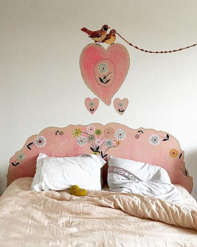Buồn chán vì nghỉ làm tránh dịch, nữ họa sỹ trang trí nhà đẹp như cổ tích - 3