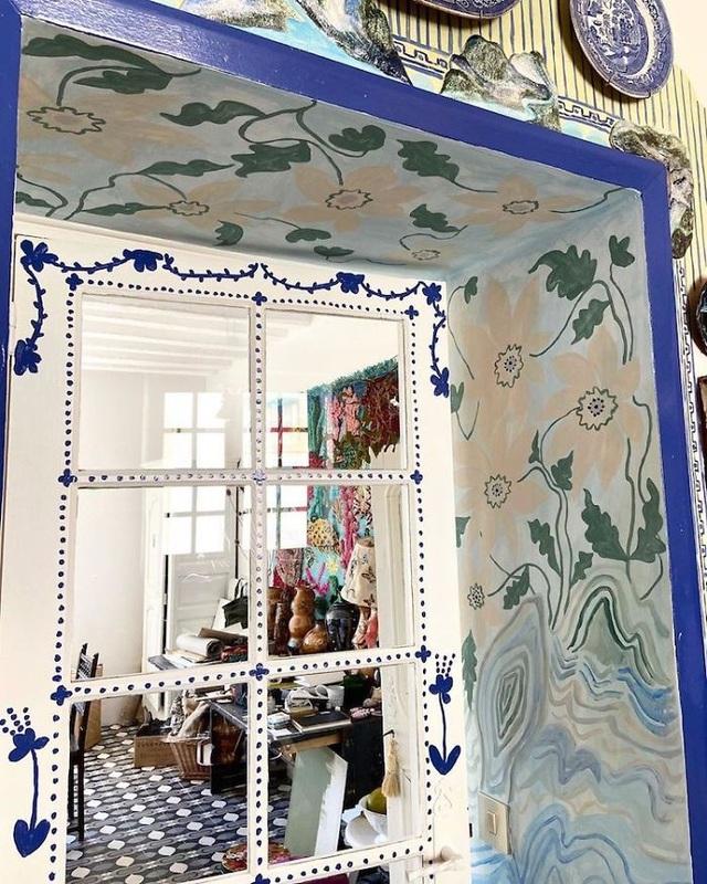 Buồn chán vì nghỉ làm tránh dịch, nữ họa sỹ trang trí nhà đẹp như cổ tích - 10