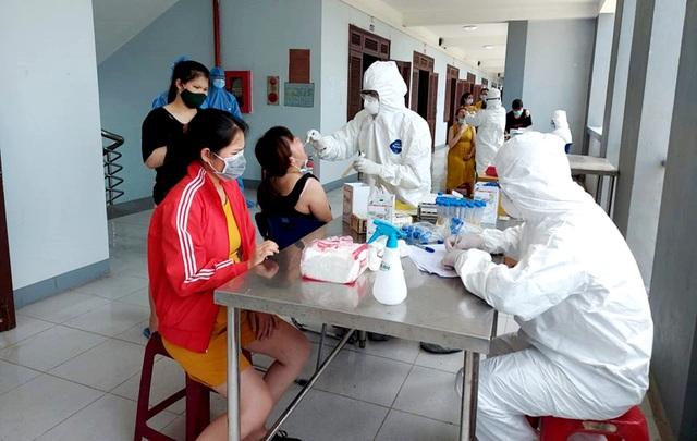 Thai phụ về từ Đài Loan chuyển dạ trong khu cách ly