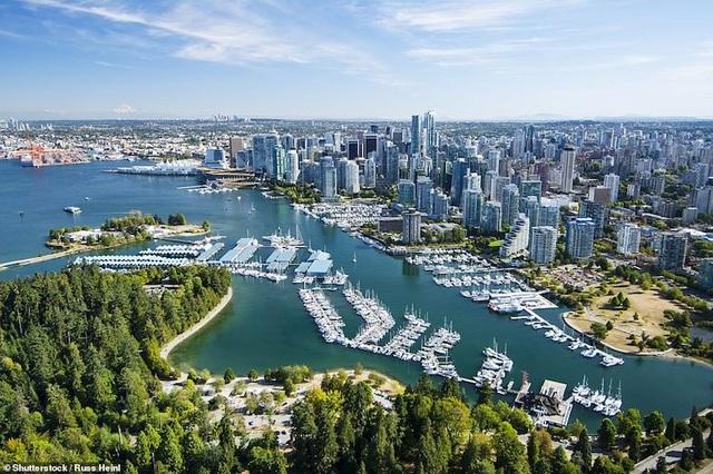 15 thành phố biển đẹp nhất thế giới - 8