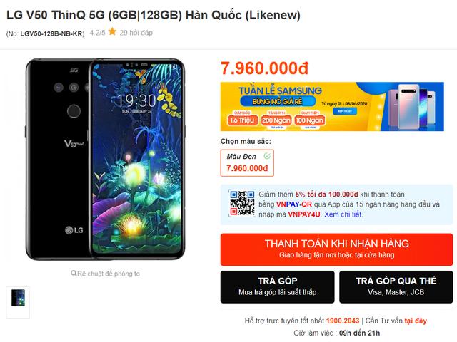 Loạt smartphone giảm giá 50% sau dịch Covid-19 - 5