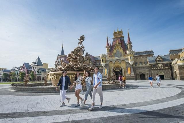 Khai trương công viên chủ đề lớn nhất Việt Nam – VinWonders Phú Quốc - 8