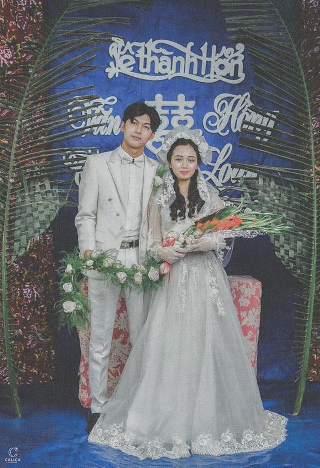 Cặp đôi 10x hóa thân vào bộ ảnh cưới phong cách thập niên 90 ấn tượng - 3