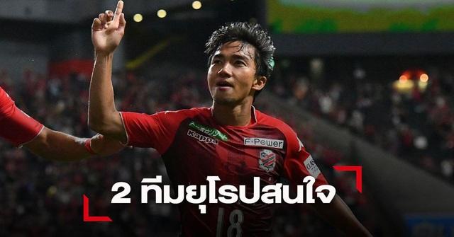 Báo Thái Lan ngạc nhiên với thông tin Chanathip sắp sang châu Âu - 1