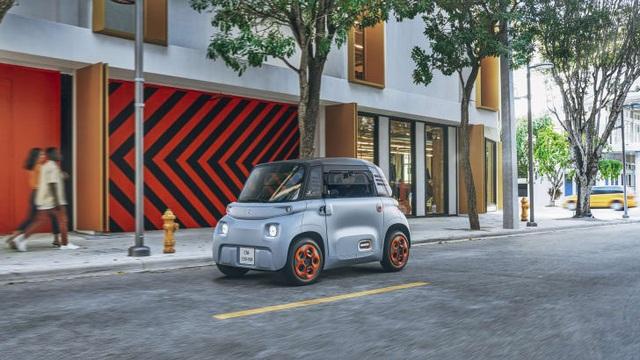 KIA lên kế hoạch sản xuất xe chạy điện siêu nhỏ - 2
