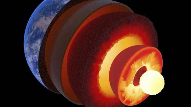 """Các mảng kiến tạo của Trái đất có thể """"già"""" hơn 1 tỷ năm - 1"""