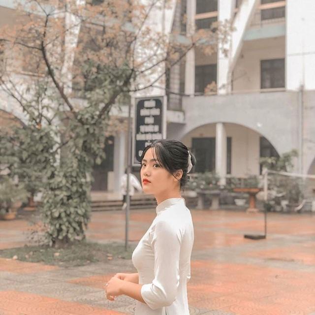 Nữ sinh Bắc Ninh bỗng nổi tiếng do xuất hiện tại chương trình Olympia - 4
