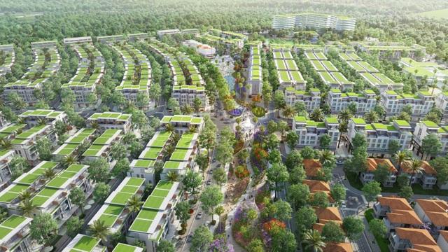 Bất động sản đô thị Phú Quốc hấp dẫn nhà đầu tư