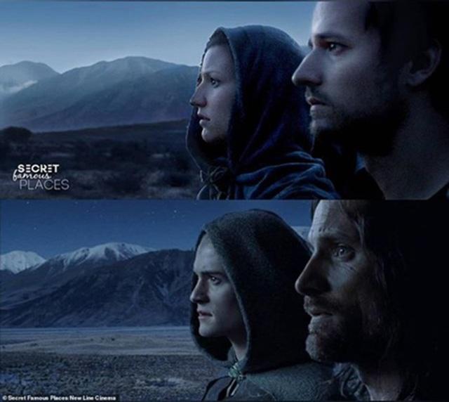 """Cặp đôi """"làm phim bom tấn"""" tái tạo các cảnh phim nổi tiếng - 2"""