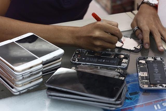 Chiêu phù phép thông số iPhone dựng, người mua nên cảnh giác - 3