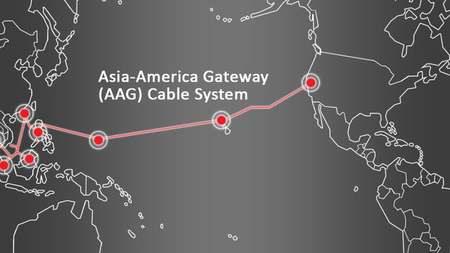 Lùi hạn sửa cáp quang AAG đến ngày 6/6 do phát hiện điểm đứt mới - 2