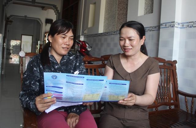 Ngày càng nhiều người dân nông thôn tham gia BHXH tự nguyện - 3